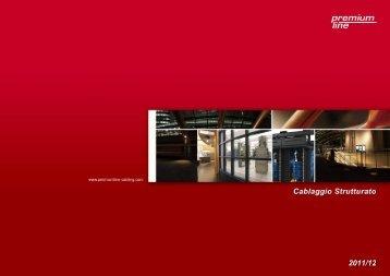 Nuovo catalogo Premium Line 2011 (italiano) - Gfo Europe S.p.A.