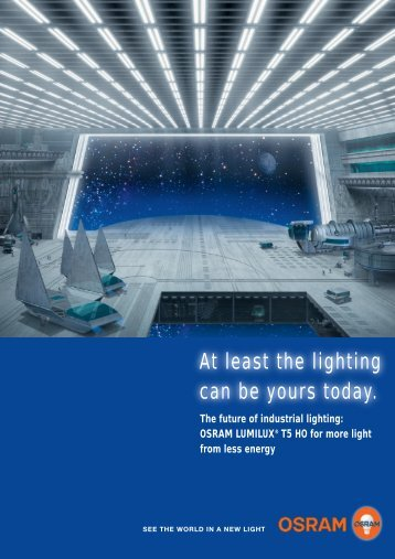 power. Less energy. - Osram