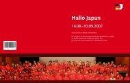 Hallo Japan 2007