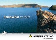Verlagsprogramm Sommer 2009 - Synergia Verlag