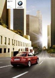 The BMW 1 Series 120d Coupé - Vines