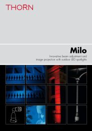Milo I - THORN Lighting