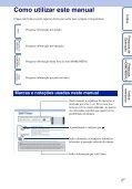 Manual da Cyber-shot - Componentes para Câmeras Digitais? - Page 2