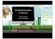 Breitbandausbau in Hessen - Hessen-IT