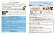 Summer 2010 newsletter - Washington Women's Foundation
