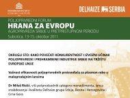 Dr Miloš Ristić, viši potpredsednik za category menadžment, lanac ...
