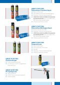 great stuff pro - Dow Building Solutions - The Dow Chemical Company - Seite 3
