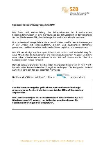 Www.sponsoringextra.ch Magazines