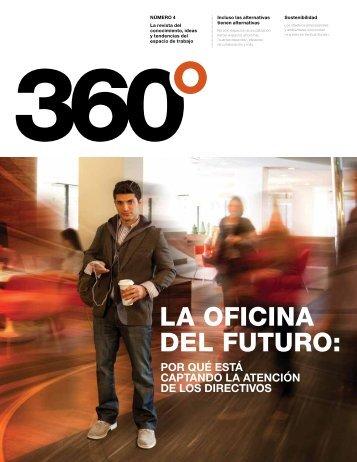 Revista 360 completa - Steelcase