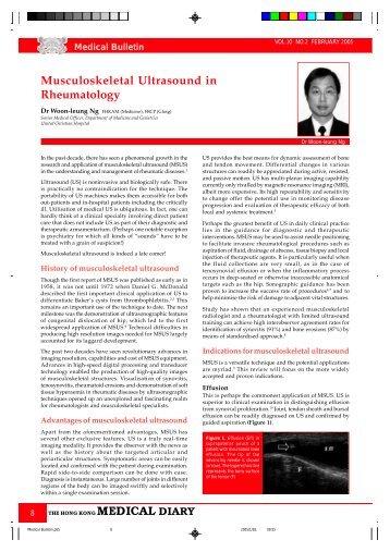 musculoskeletal ultrasound technical guidelines v knee essr org rh yumpu com musculoskeletal ultrasound technical guidelines v Bicep Muscle Tear Ultrasound