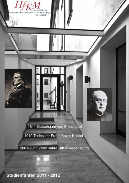 Studienführer 2011 - 2012 - Hochschule für katholische ...