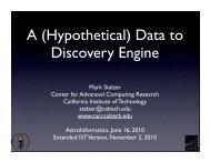 Flashblade IST Talk r4 - Caltech Center for Advanced Computing ...