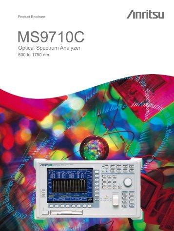 MS9710C - UPC
