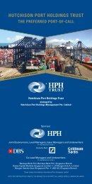 HUTCHISON PORT HOLDINGS TRUST - HPH Trust