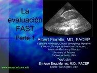 La evaluación FAST - Reeme.arizona.edu - University of Arizona