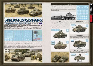 Download the Shooting Stars PDF here... - Flames of War
