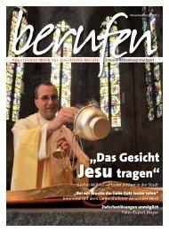 berufen 3 (2013) - Diözesanstelle Berufe der Kirche