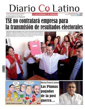 Edición 06 de Enero de 2015