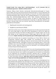 Protokoll Runder Tisch - FPZ