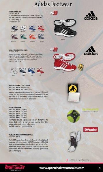 Adidas Footwear - Sport Chalet