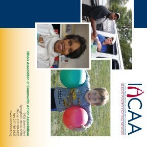 2009 CSBG Report - Illinois Association of Community Action ...