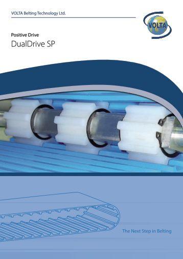 DualDrive SP - Volta Belting Technology Ltd.