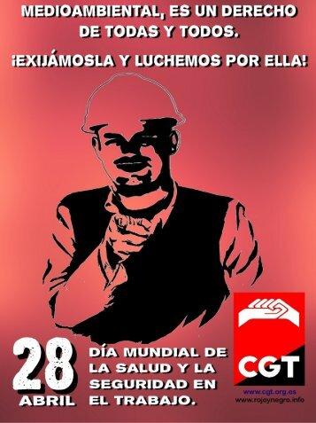28 de abril 2011 - Salud Laboral-CGT.pdf - Rojo y Negro