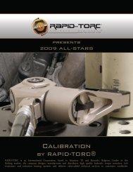 Calibration - Rapid-Torc