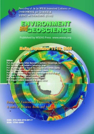 environment_and_geos.. - WSEAS