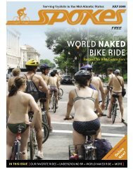 WORLD NAKED BIKE RIDE - Spokes Magazine