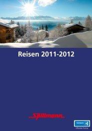 Reisen 2011-2012 - Spillmann