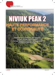 HAUTE PERFORMANCE ET CONVIVIALITe - Niviuk
