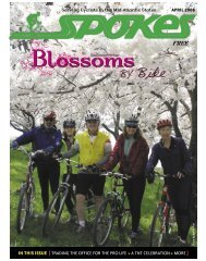 April 2008 - Spokes Magazine