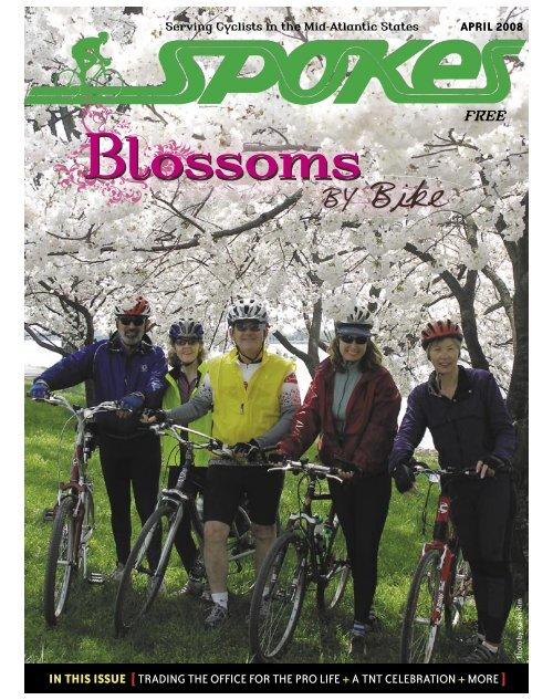 April 2008 - Spokes Magazine