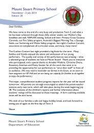 issue 20 - Department of Education Schools Websites