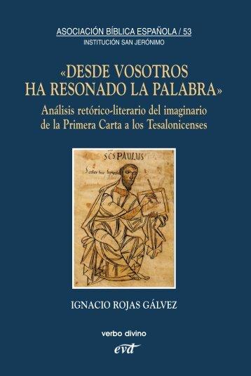 Fragmentos - editorial VERBO DIVINO