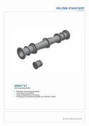 DRIDU®-ET - Reuss-Seifert GmbH