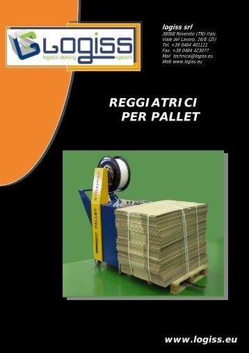 REGGIATRICI PER PALLET - Logismarket