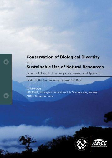 Conservation of Biological Diversity Sustainable Use of Natural ...