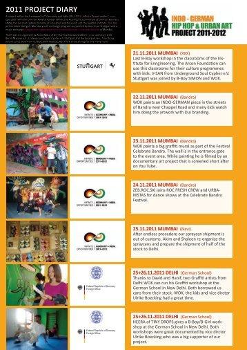 Project Initiators - Deutsche Schule / German School New Delhi