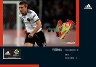 FUSSBALL FRÃœHJAHR | SOMMER 2012 NR. 551 ... - SPORT-direkt