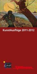 KunstAusflüge 2011-2012 - Spillmann