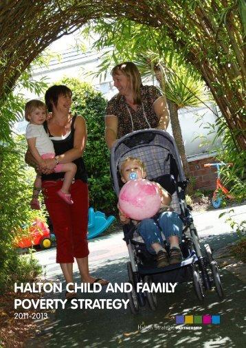 HALTON CHILD AND FAMILY POVERTY STRATEGY