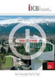 Preisblatt Stadt Strom Privat - Durchblicker