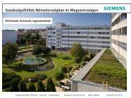 Gazdaságzöldítés Németországban és Magyarországon - Events