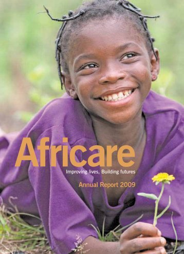 Annual Report 2009 - Africare