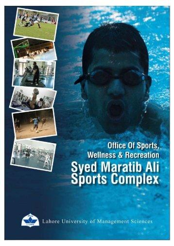 Gym - Lahore University of Management Sciences