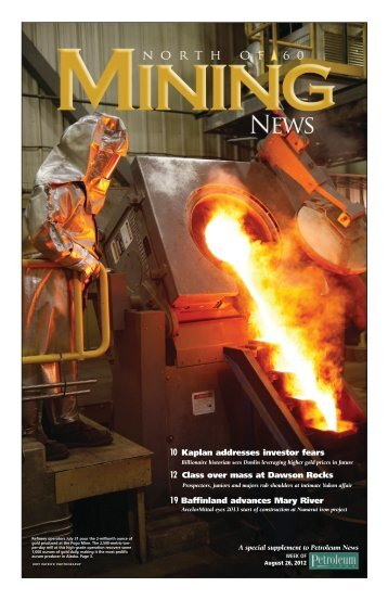PDF of Current Mining News - for Petroleum News