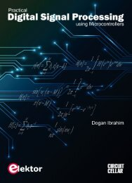 Practical Digital Signal Processing using Microcontrollers - Elektor