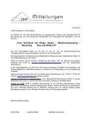 Infos - Anmeldung - Tagungsprogramm - Arbeitskreis für ...